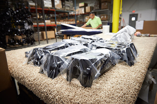 Our Process - Packaging & Shipping